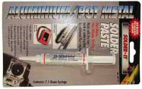 General Purpose Tools, Equipment & Related Supplies - Solder & Related Tools & Supplies - Aluminum & Pot Metal Solder Paste