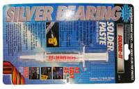 General Purpose Tools, Equipment & Related Supplies - Solder & Related Tools & Supplies - Silver Bearing Solder Paste