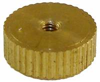 Clock Keys, Winders, Cranks & Related - Miscellaneous Key Items - Brass Set Knob