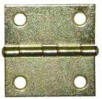 "Case Parts - Hinges - Door Hinge  1-1/2"" W x 1-1/2"" H"