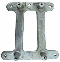Case Parts - Movement Brackets, Mounting Plates, Screws & Washers - Movement Mounting Bracket - Seth Thomas #2  #77 Movement - Cast