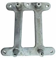 Case Parts - Movement Brackets, Mounting Plates, Screws & Washers - Movement Mounting Bracket - Seth Thomas #2  #77 Movement
