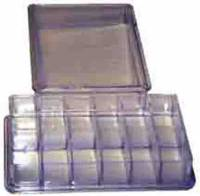 Shop Supplies - Storage Boxes & Trays - 12-Compartment Storage Box