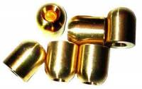 Clock Repair & Replacement Parts - Weight Cord & Rope, Wire Cable & Guards, & Gut - 6 Pc. Kieninger Cable End Fittings