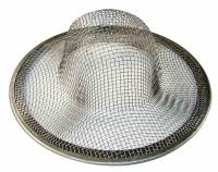 General Purpose Tools, Equipment & Related Supplies - Parts Baskets for Cleaning - Wire Mesh Sink Trap