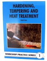 Books - Books on tools, lathes, plating & miscellaneous - Hardening, Tempering & Heat Treating By Tubal Cain