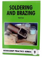 Books - Books on tools, lathes, plating & miscellaneous - Soldering & Brazing By Tubal Cain