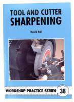 Books - Books on tools, lathes, plating & miscellaneous - Tool & Cutter Sharpening By Harold Hall