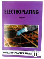 Books - Books on tools, lathes, plating & miscellaneous - Electroplating By Jack Poyner