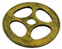 Clock Repair & Replacement Parts - Wheels & Wheel Blanks, Motion Works, Fans & Relate - Idler Wheel Blank - Seth Thomas #2,  #77 Movement