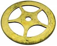 Wheels & Wheel Blanks, Motion Works, Fans & Relate - Wheel Blanks - 2nd Wheel Blank - Seth Thomas #2,  #77 Movement