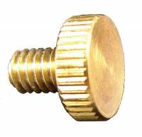 Clock Repair & Replacement Parts - Fasteners - Brass Thumb Screw
