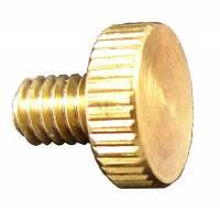 Clock Repair & Replacement Parts - Fasteners - Brass Thumb Screw