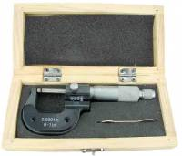 Measuring Devices, Levels & Screw Gauges - Micrometers - 25.0mm Digital Micrometer