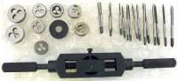 General Purpose Tools, Equipment & Related Supplies - Taps & Dies - 26-Piece Metric Tap & Die Set