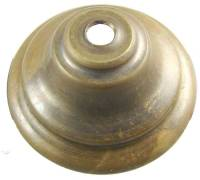 Weight Shells & Components - End Caps For Weight Shells - Seth Thomas Wt. Shell End Cap-1-1/2 Inch