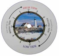 "Dials & Related - Plastic dials - Tide Dial   4-1/4"" Diameter"