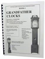 Books - Clocks: Repair & How-To Books - Grandfather Clocks by Steven G. Conover