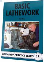 Books - Books on tools, lathes, plating & miscellaneous - Basic Lathework by Stan Bray