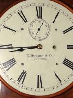 E. Howard Floor Standing Time Clock